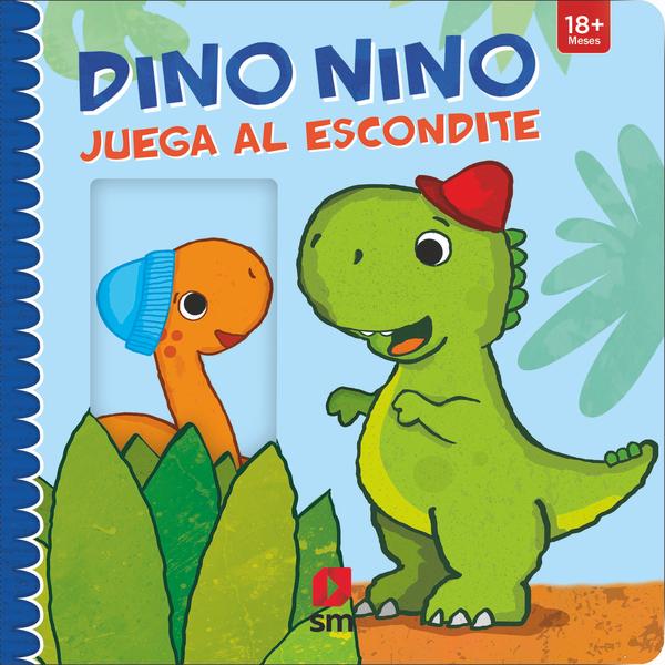 Dino Nino juega al escondite