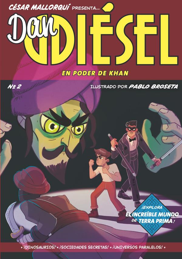 Dan Diésel 2: En poder de Khan