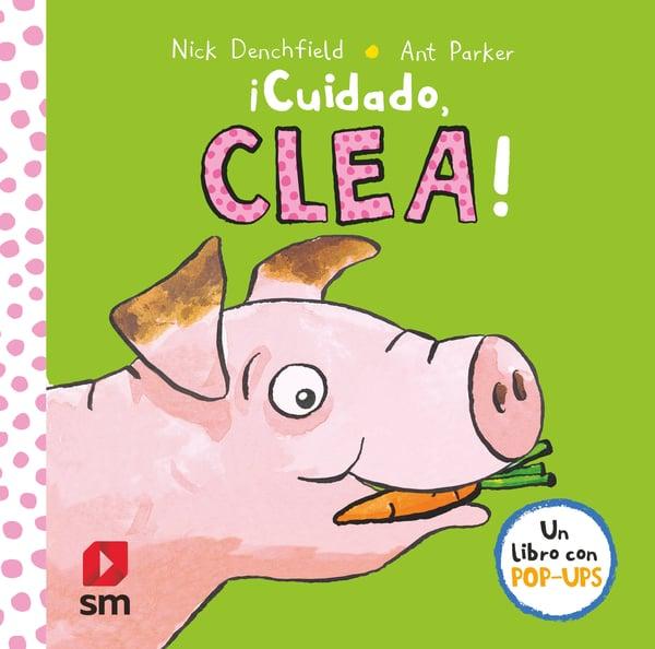 ¡Cuidado, Clea!