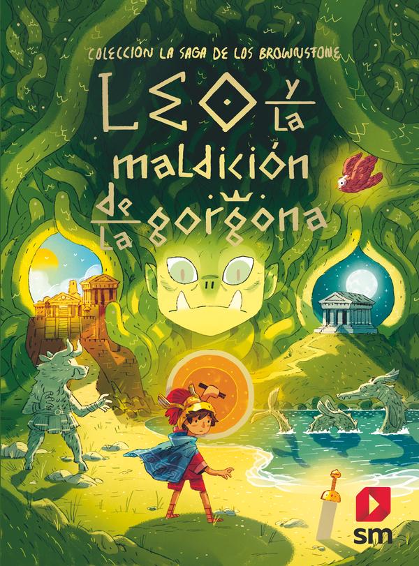 Leo y la maldición de la Gorgona