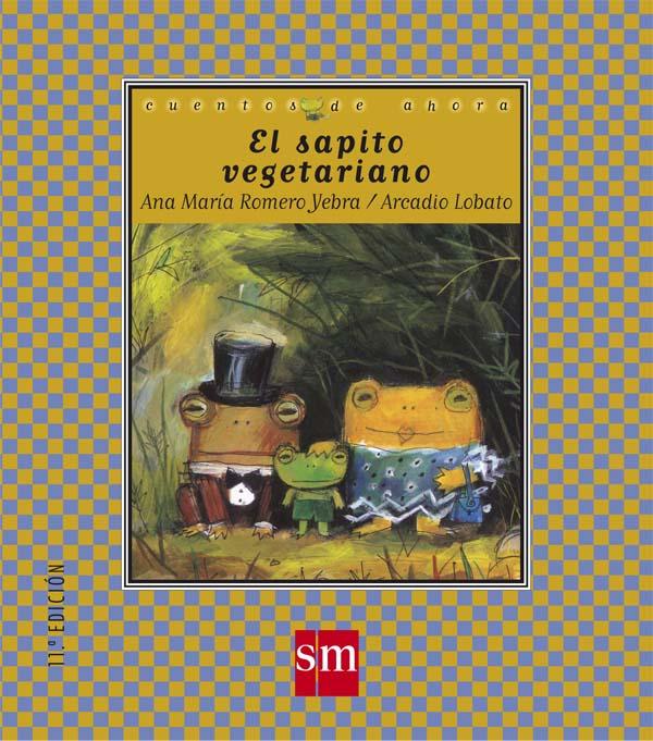 El sapito vegetariano