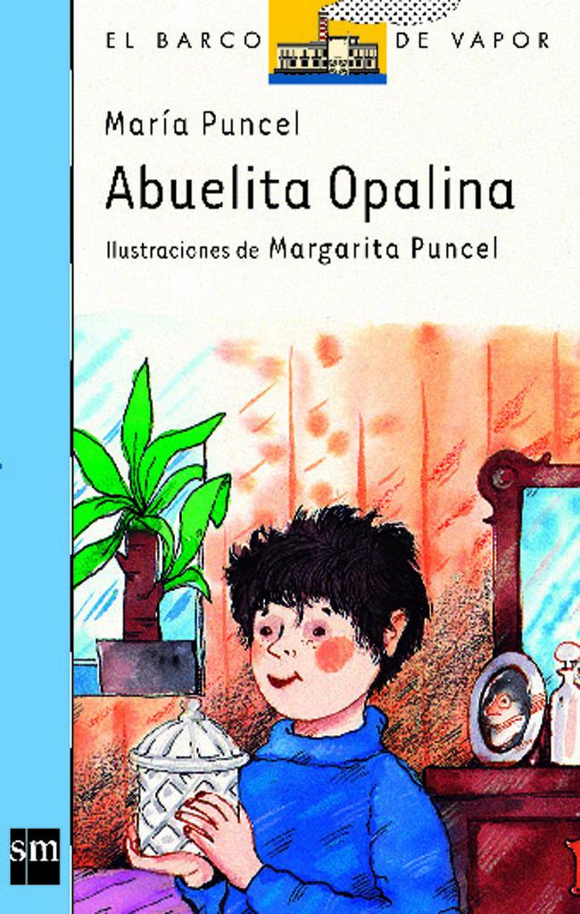 Abuelita Opalina (eBook-ePub)