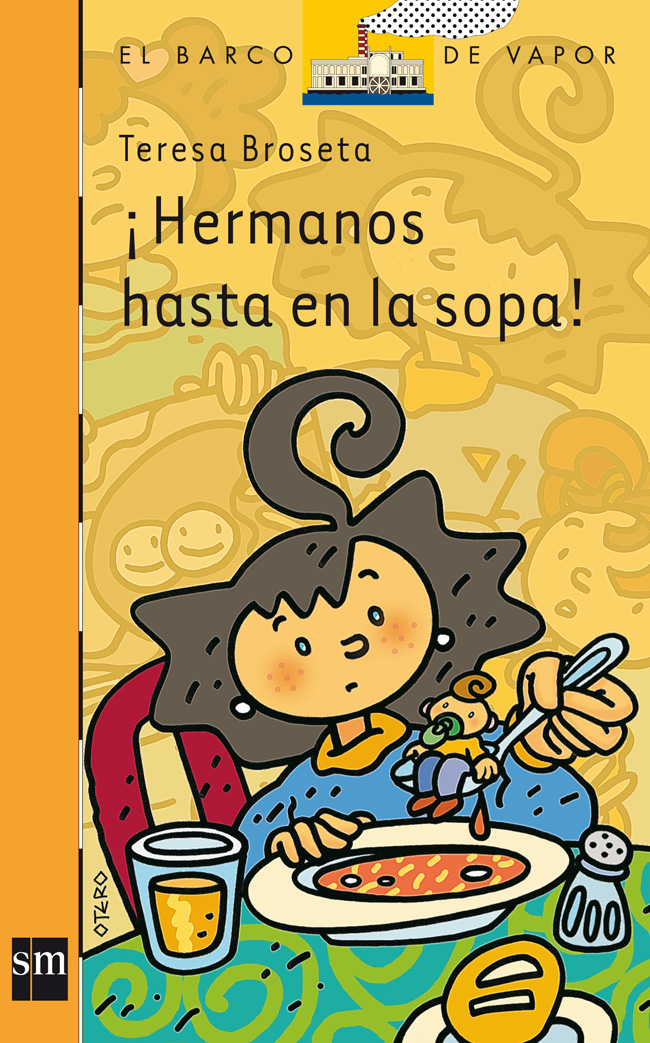 ¡Hermanos hasta en la sopa! (eBook-ePub)