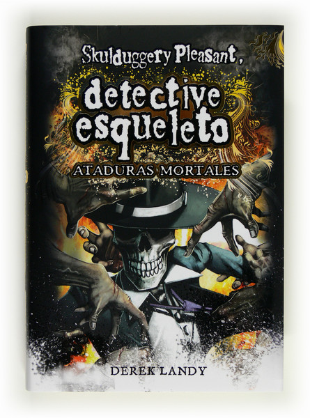 Detective esqueleto: Ataduras mortales [Skulduggery Pleasant] (eBook-ePub)
