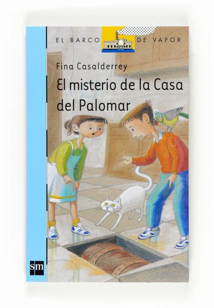 El misterio de la casa del Palomar (eBook-ePub)