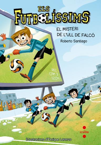 Els Futbolíssims 4: El misteri de l