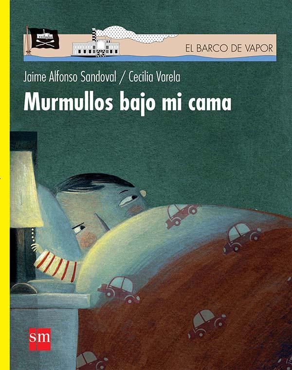Murmullos bajo mi cama. Libro digital LORAN