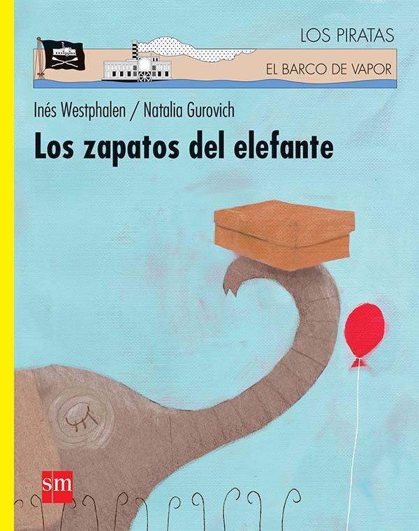 Los zapatos del elefante. Libro digital LORAN