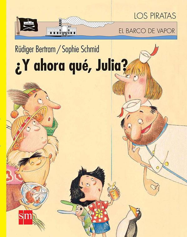 ¿Y ahora qué, Julia? Libro digital LORAN