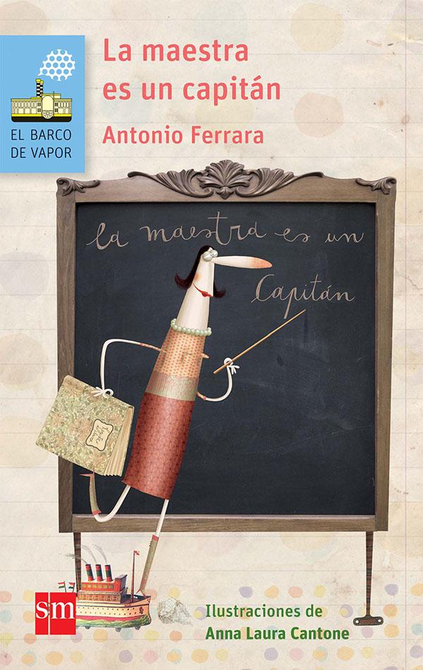 La maestra es un capitán. Libro digital LORAN