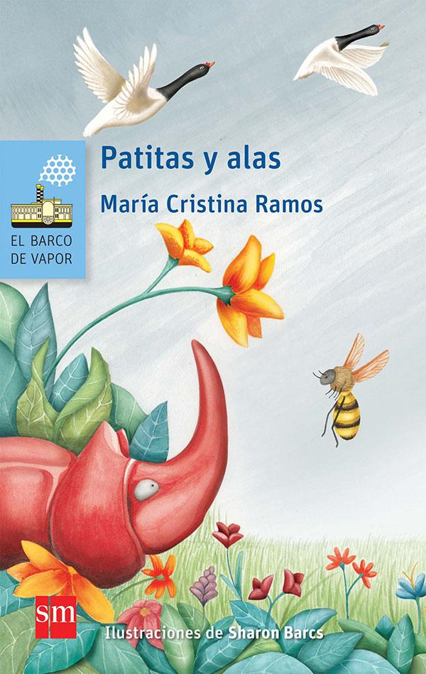Patitas y alas. Libro digital LORAN